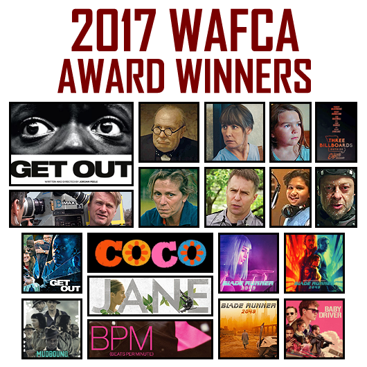 Our 2017 Award Winners